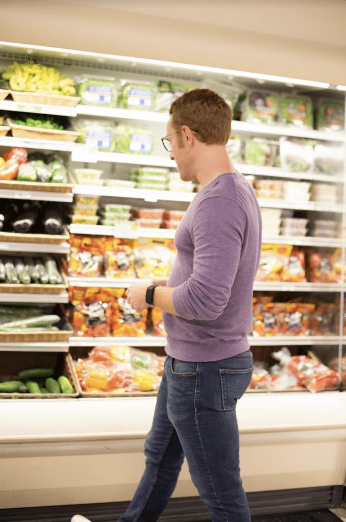 make grocery shopping easier